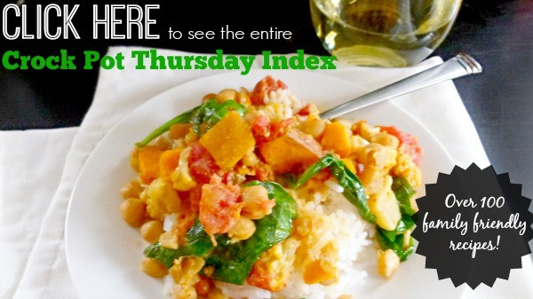 Crock Pot Thursday Index