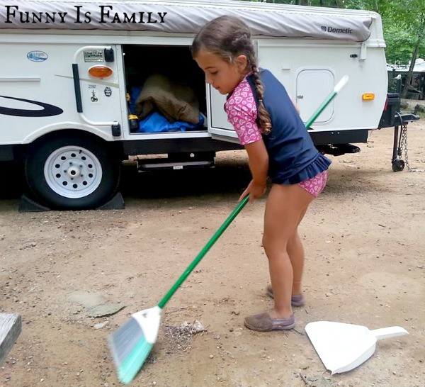Everything you need for camping with kids!