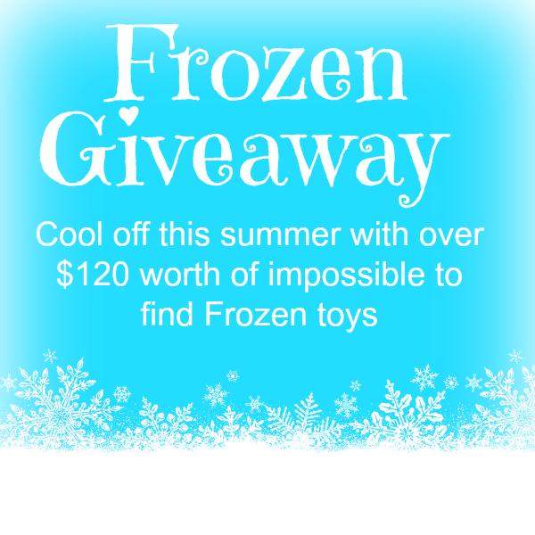 Frozen Giveaway!