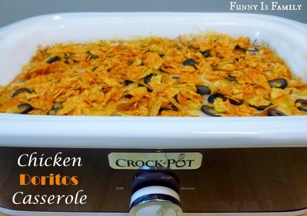 Chicken Doritos Casserole1