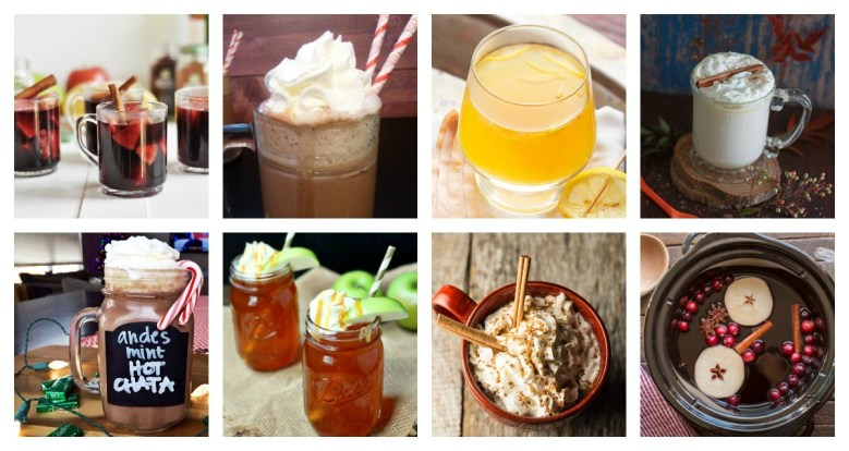 Crockpot holiday drinks are easy and delicious! Thanksgiving, Christmas, and New Year's will be merrier with these delicious and festive slow cooker drinks!