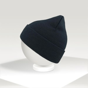 navy blue custom cap for winter of atlantis caps brand italy