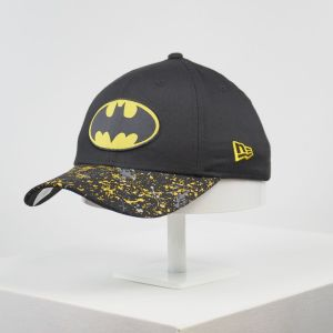 Gorra niño New Era 9forty Youth Batman visera pintura niño niña