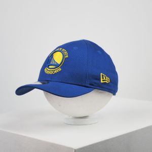 Gorra de bebé New Era 9forty NBA Golden State Warriors