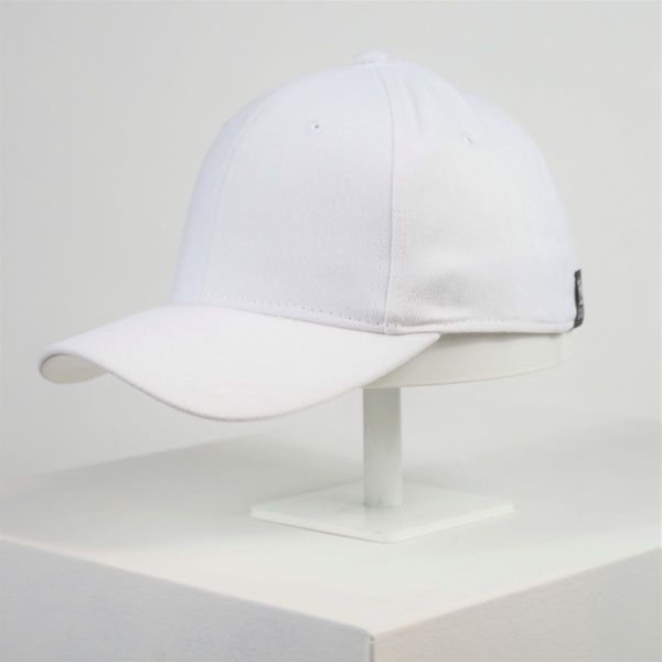 Gorra lisa blanca personalizada Top Hats adulto