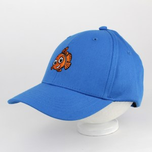 Gorra Bordada Pez Nemo Disney Color Azul