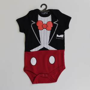 Body de bebé Mickey Mouse de Disney