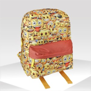 mochila Children School Backpack Emoticons Emojis