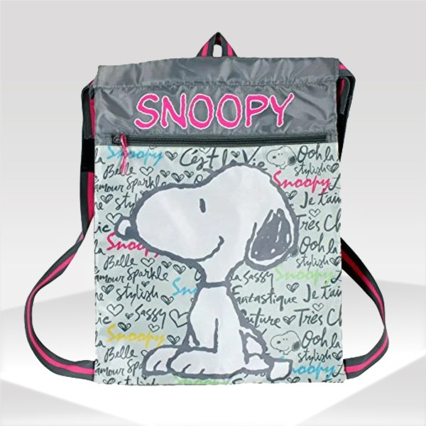 Snoopy Child Gym Sack | Peanuts (Charlie Brown) Accessories