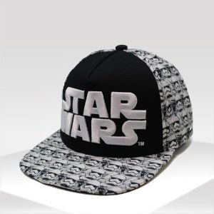gorra star wars storm trooper cap