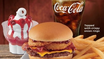 Dairy Queen Adds New 5 Buck Lunch Western BBQ Bacon Cheeseburger