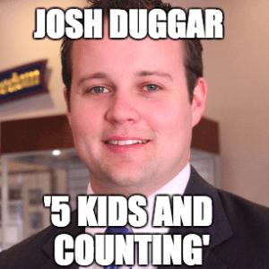 Josh Duggar ... '5 Kids and Counting'