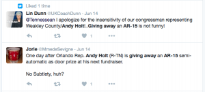 TN Rep Giving Away AR-15s At Fundraiser