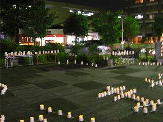 キャンドルナイト会場風景5