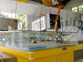 「鳳号」のレプリカ機体1
