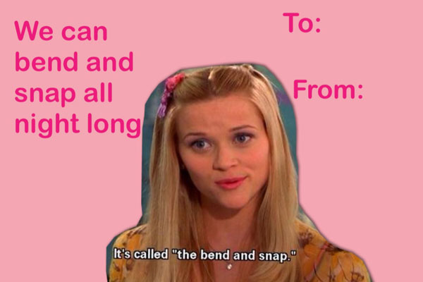 Valentines Day Card Tumblr Mean Girls