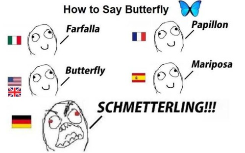 It's just German - Funny pictures