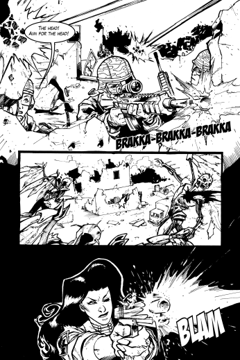 Vengeance, Nevada Issue 2, Page 13