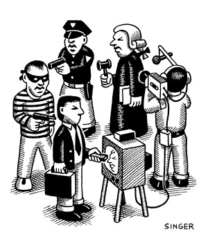 Funny andy singer change  cartoon, March 27, 1996