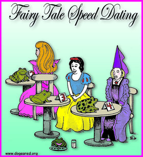Fairy Tale Speed Dating