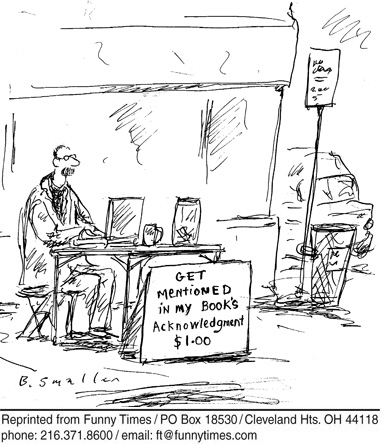 Funny child table business  cartoon, October 05, 2011