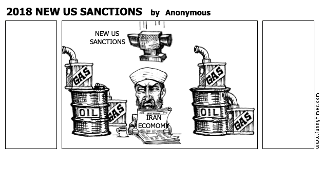 2018 NEW US SANCTIONS by Anonymous
