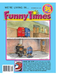 Funny Times December 2020 Issue
