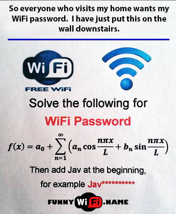 Cool WiFi Memes