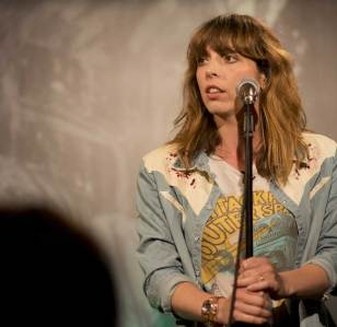Out of the Gap: How Bridget Christie's comedy helped me get my life back