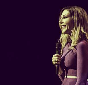 Katherine Ryan's In Trouble on Netflix