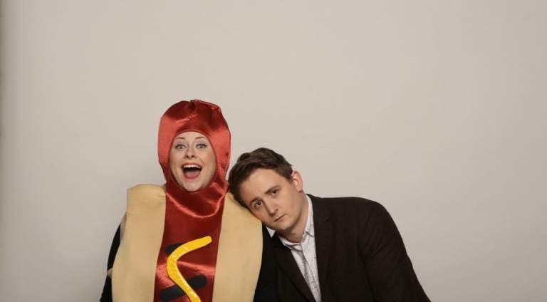 Amy Gledhill takes a Delightful Sausage to Soho Theatre