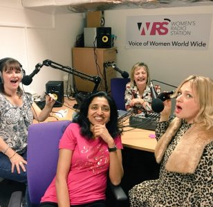 Funny Women on air with WRS!