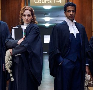 Katherine Parkinson turns to the Law in BBC Two Comedy
