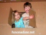 Box Fort – Trash to Fun!