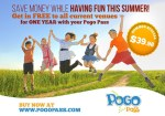 Pogo Pass – Ultimate Arizona Summer Fun Pass {promo code: FUN}