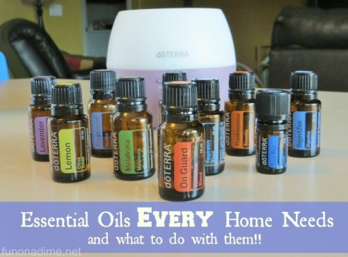 What essential oils should you start out with? We have some helpful tips for you PLUS leave a comment on the post with what oil you want to try and we will send you a sample! *see post for details