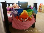 4 Great Games to Practice Emotions and How To Make a Reversible End of Bed Toy Bag…for Kids