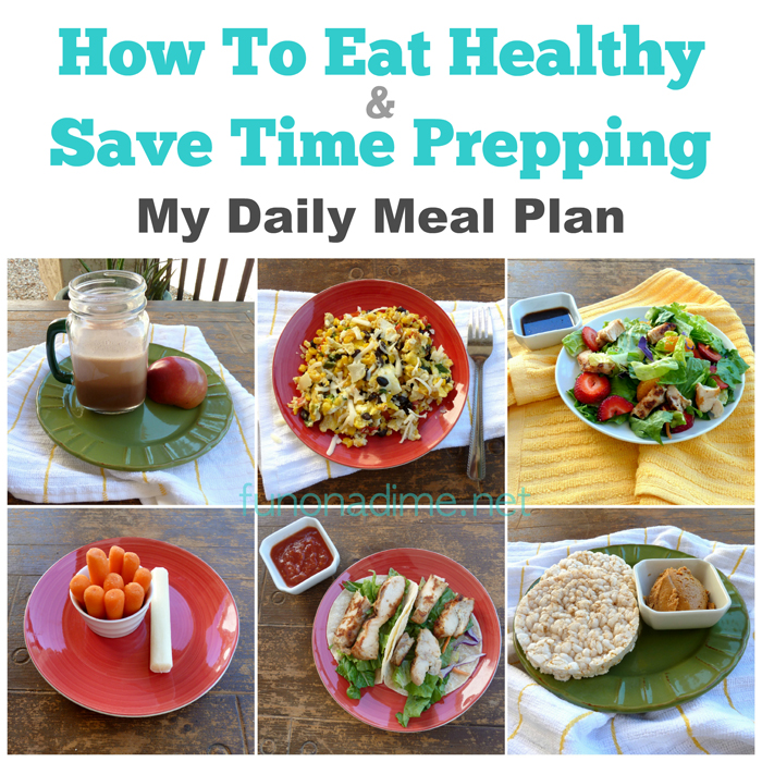 How To Eat Healthy with No Time - Tips and Tricks
