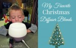 My Favorite Christmas Diffuser Blends