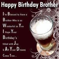 Birthday Quotes for elder Brother in Law