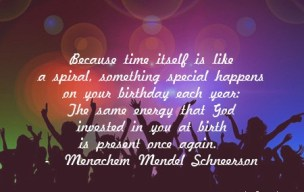 Birthday Quotes for itself
