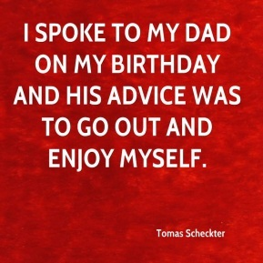 Birthday Quotes for oneself