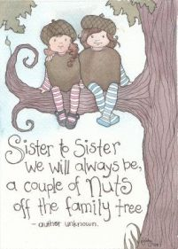Birthday Quotes for Real Sister