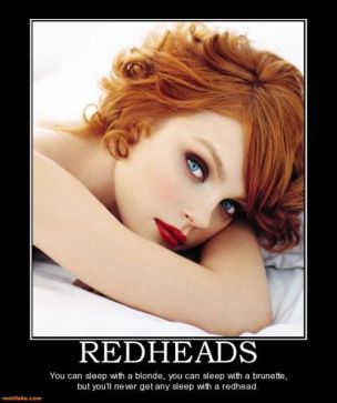 Birthday Quotes for Redheads