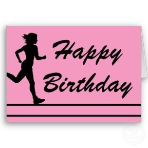 Birthday Quotes for Runners