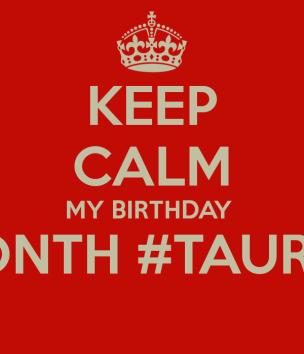 Birthday Quotes for Taurus