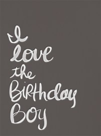 Birthday Quotes for Teenage Guys