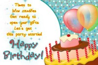 Birthday Quotes for Toddlers