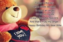 Birthday Quotes for wife images