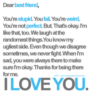 Birthday Quotes for your best friend Tumblr